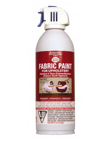 Upholstery Spray Paint Burgundy Tapicerías (Borgoña)