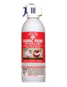 Upholstery Spray Paint Bright Red