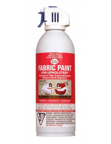 Upholstery Spray Paint Bright Red Tapicerías (Rojo Brillante)