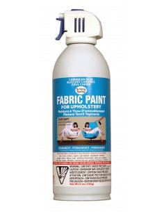Upholstery Spray Paint Caribbean Blue