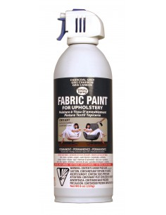 Upholstery Spray Paint Charcoal Grey