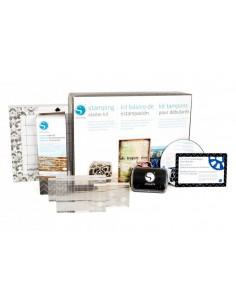 Kit de iniciación para sellos Silhouette
