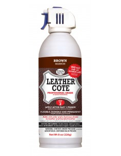 Leather Spray Paint Brown...