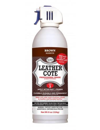 Leather Spray Paint Brown para cuero...