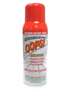 OOPS! Aerosol Disolvente y Desengrasante