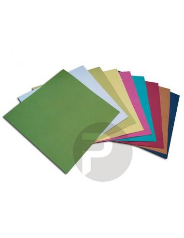 Cardstock - Cartulina adhesiva Silhouette -Surtido 20 hojas