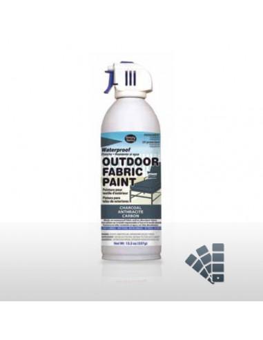Spray de Exteriores para Tela Waterproof Charcoal (Carbón, Antracita)