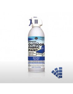 Spray de Exteriores para Tela Waterproof Royal Blue (Azul Royal)