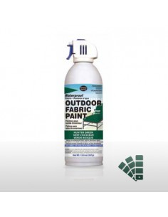 Spray de Exteriores para Tela Waterproof Hunter Green  (Verde Bosque)