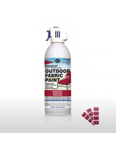 Spray de Exteriores para Tela Waterproof Burgundy (Borgoña)