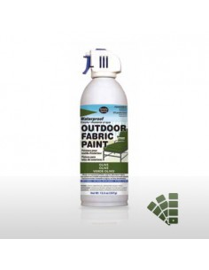 Spray de Exteriores para Tela (waterproof) - Olive Green