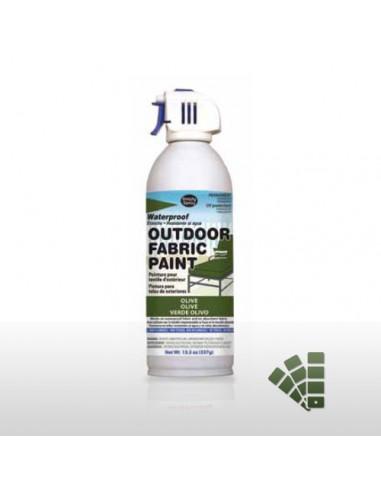 Spray de Exteriores para Tela Waterproof Olive Green (Verde Oliva)