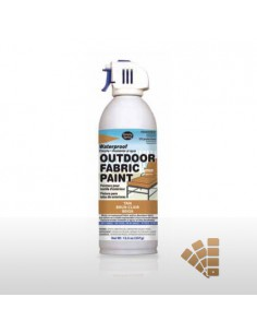 Spray de Exteriores para Tela (waterproof) - Tan