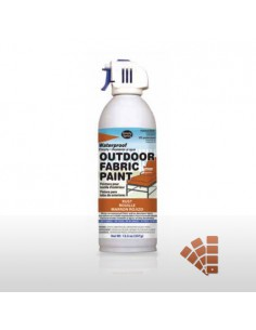 Spray de Exteriores para Tela Waterproof Rust (Marrón Rojizo)