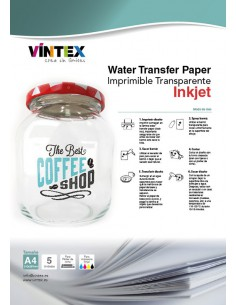Water Transfer Paper - Inkjet