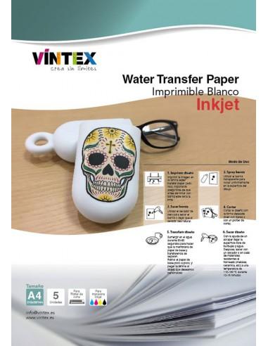Water Transfer Paper - Inkjet
