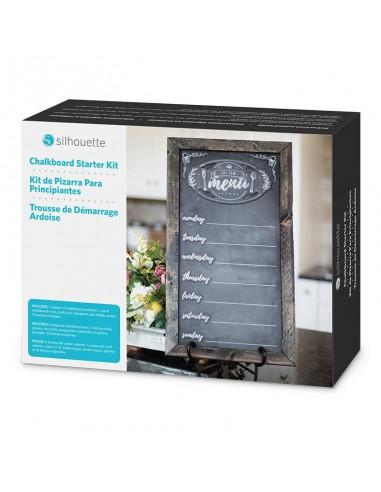Chalkboard (Pizarra) Starter kit - Silhouette