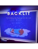 Lámina Backlit imprimible para caja de luz