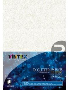 Surtido láminas FX Glitter VINTEX