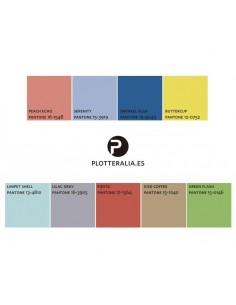 Vinilo Removible mate colección P2016