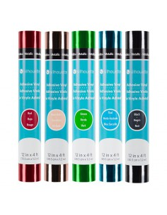 Vinilo Adhesivo Metalizado Silhouette
