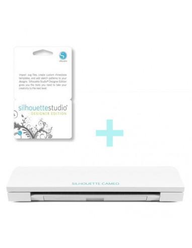 Pack Silhouette Cameo 3 + Software Designer Edition Versión Pro