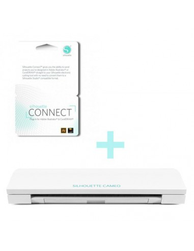 Pack Silhouette Cameo 3 + Plugin Connect + Handbook