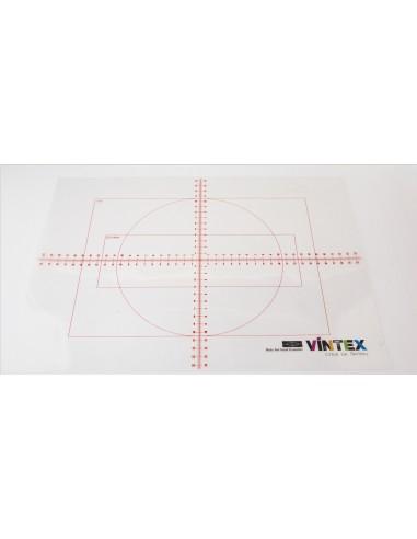 Regla para vinilo textil VINTEX