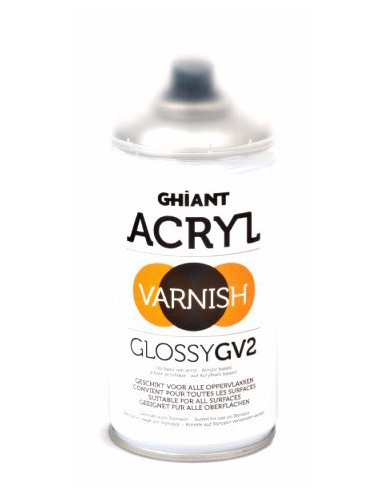 Barniz acrílico Varnish SatinGV3 Ghiant