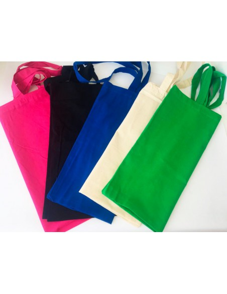 Bolsa de tela Colores
