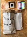 Pack Saco personalizable + Vinilo adhesivo VINTEX rollo 1 m