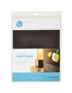Papel Magnético Imprimible Silhouette