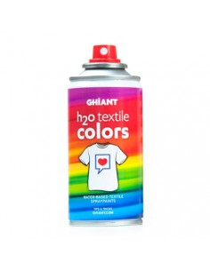 Pintura Acrílica en Spray para Textil Ghiant