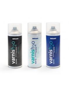 Barniz Acrílico en Spray Ghiant H2O