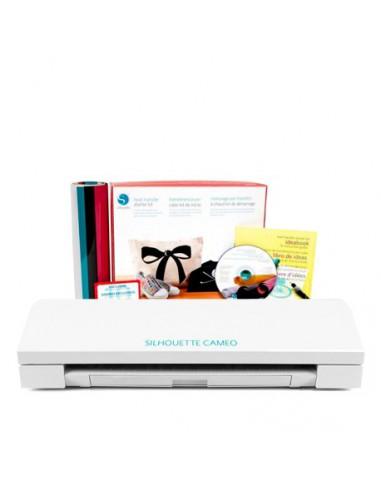 """Superpack Silhouette """"Nueva Silhouette Cameo + Kit de Iniciación"""""""
