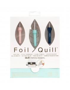 Foil Quill Kit We r Memory Keepers + Foil VINTEX REGALO - PREVENTA