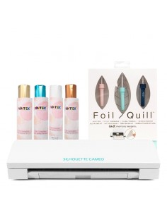 Silhouette Cameo 3 + Foil Quill We R Memory Keepers