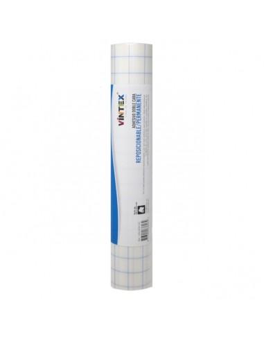 Adhesivo Doble Cara - Reposicionable/Permanente