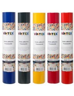 Vinilo adhesivo translúcido de VINTEX