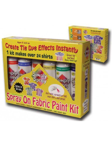 Fabric Spray Party Pack