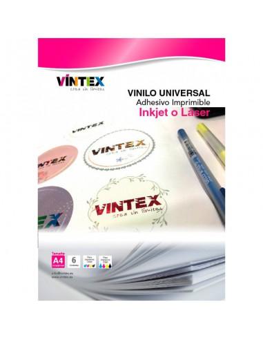 Vinilo adhesivo Imprimible UNIVERSAL