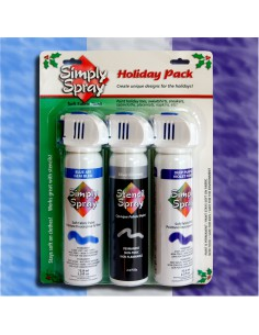 Simply Spray Holiday Pack 2 para tejidos