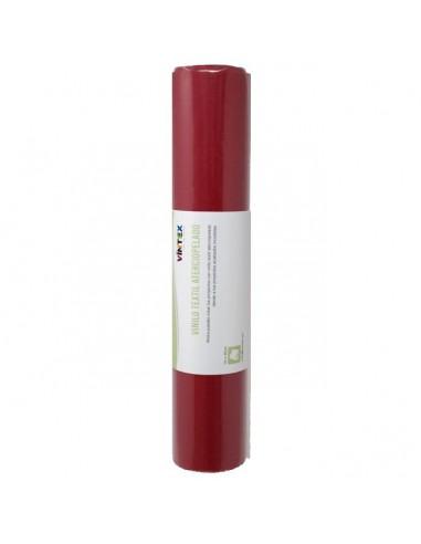 Vinilo textil aterciopelado - Rojo