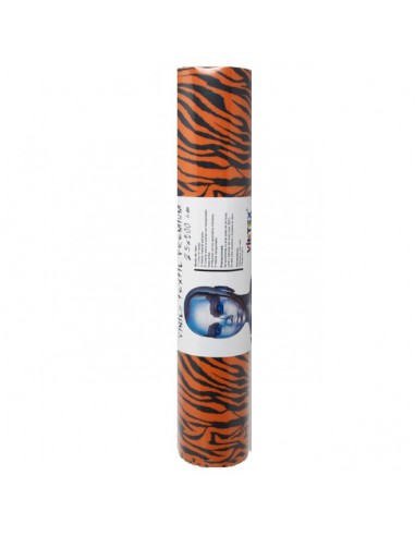 "Vinilo textil - textura ""Tigre"""