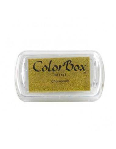 Almohadillas de tinta para sellos Basic Colorbox