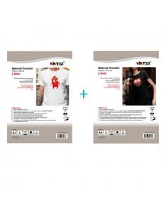 Transfer textil imprimible para láser VINTEX