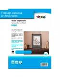 Vinilo Adhesivo Imprimible Blanco Brillo Inkjet VINTEX (formato profesional)