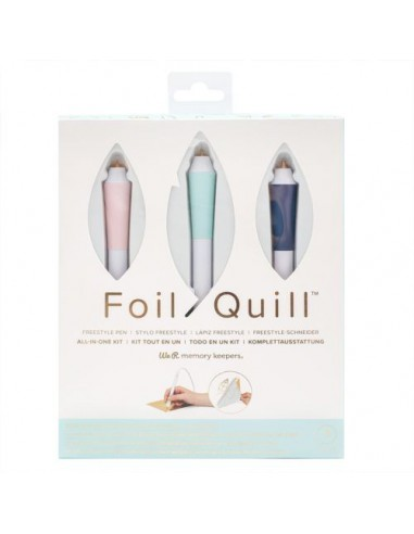 Foil Quill Kit Freestyle We R Memory Keepers