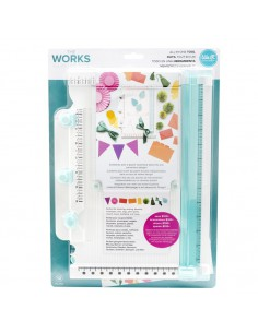 Kit de herramientas All In One Tools We R Memory Keepers