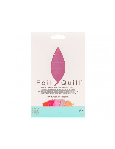 Kit de foil para Foil Quill Flamingo